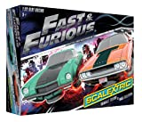 Scalextric Fast and Furious Race Car Set, 1:32 Scale