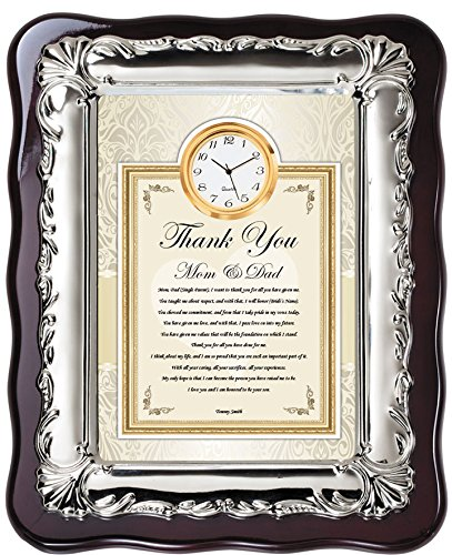 Amazon Wedding Thank You Gift Ideas For Parents From Bride And