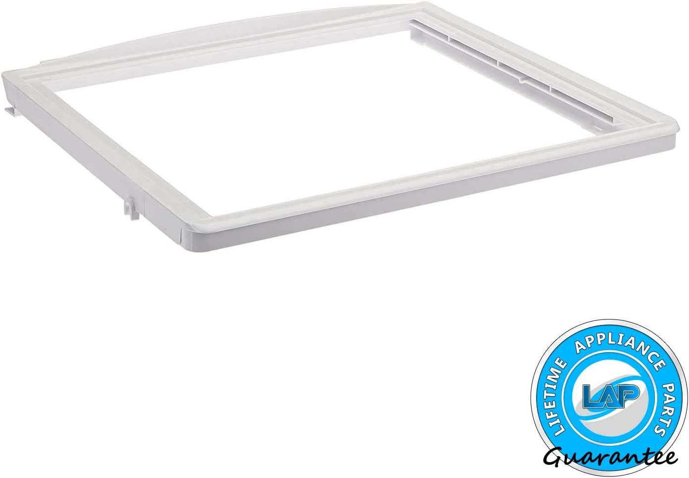 Lifetime Appliance 240599803 Crisper Pan Cover Compatible with Frigidaire Refrigerator