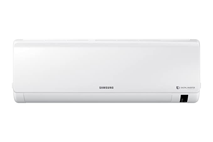 Samsung 1.5 Ton 3 Star Inverter Split AC (Alloy, AR18NV3HEWK, Purista Plain)