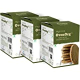Pristine Organics  OvenOrg - Organic Mixed Millet Biscuits, 150g (Pack of 3)