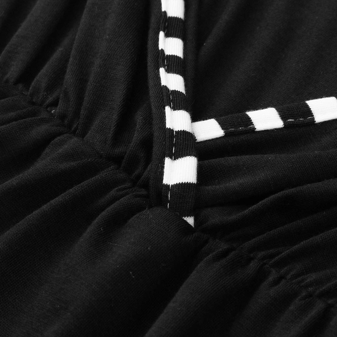 Stillpyjama Damen Umstandspyjama Set Baumwolle Schlafanzug Schwangerschaft Pyjamas Stillshirt /Ärmellos und Hosen Stillfunktion