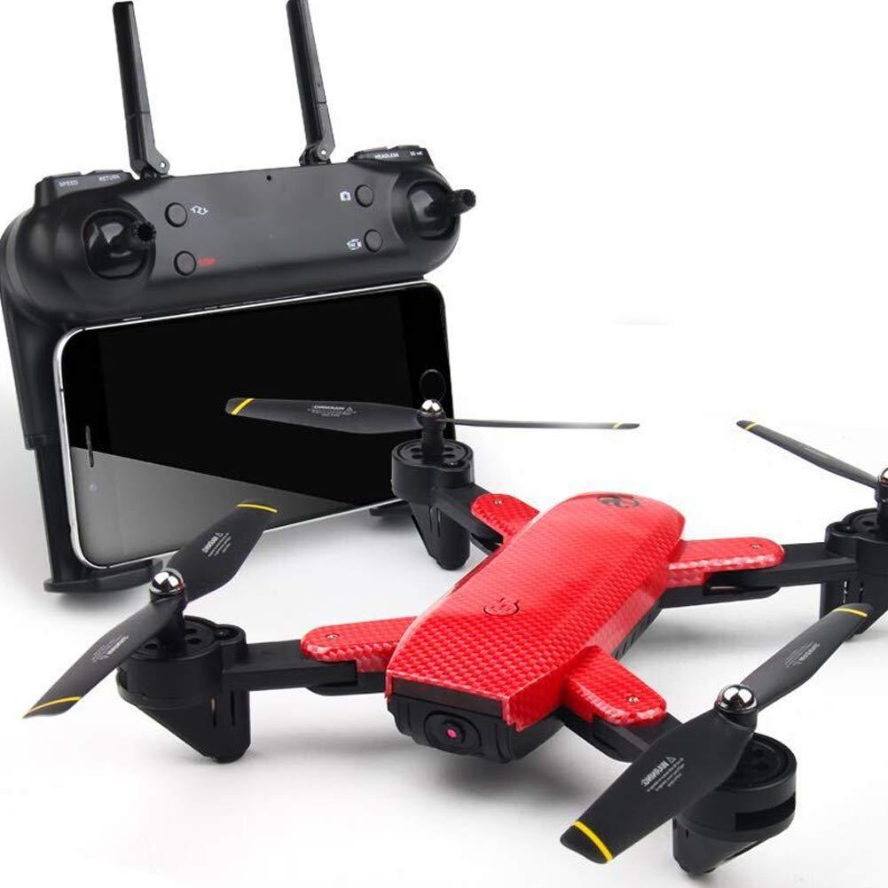 ZFLIN Faltender optischer Fluss des Drohnen, der Gestenkamera Doppelkameraantennenfernachsenflugzeugfernsteuerungsflugzeugspielzeug positioniert