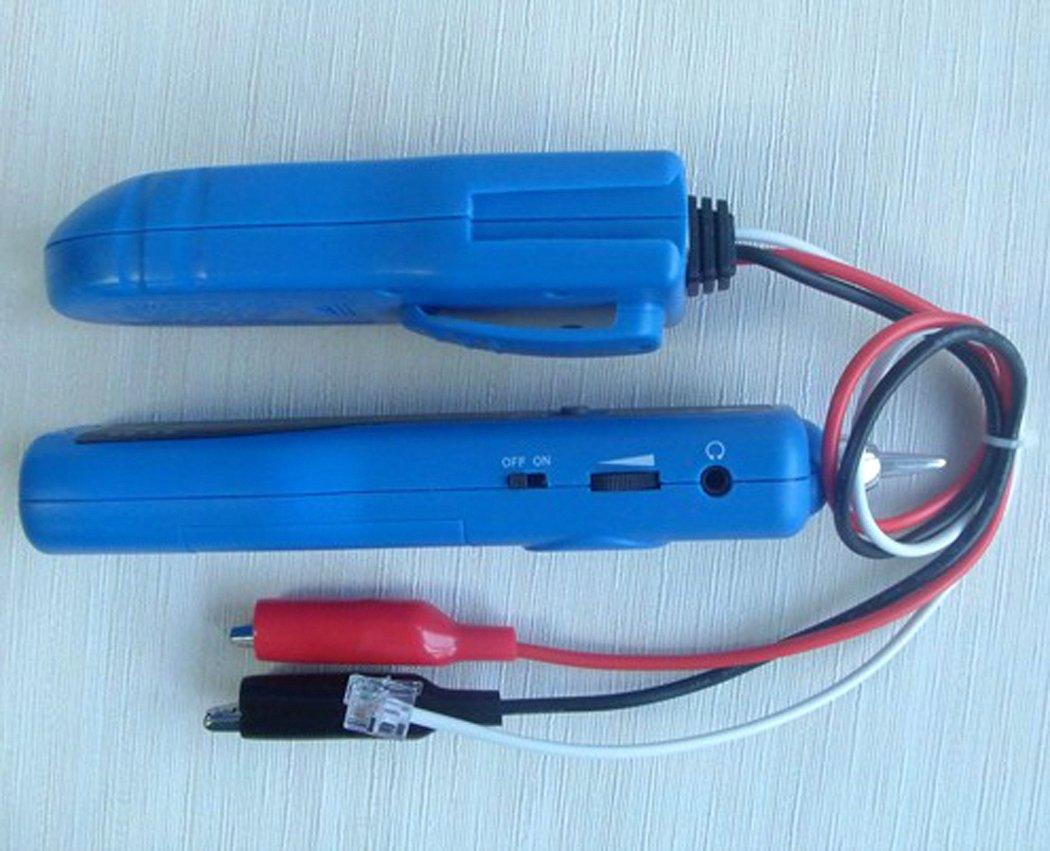 DEHANG - Cable Tester Comprobador de Red Telefónica ...