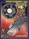 Tapping Techinque 4 Bass Superchops Cd Pkg