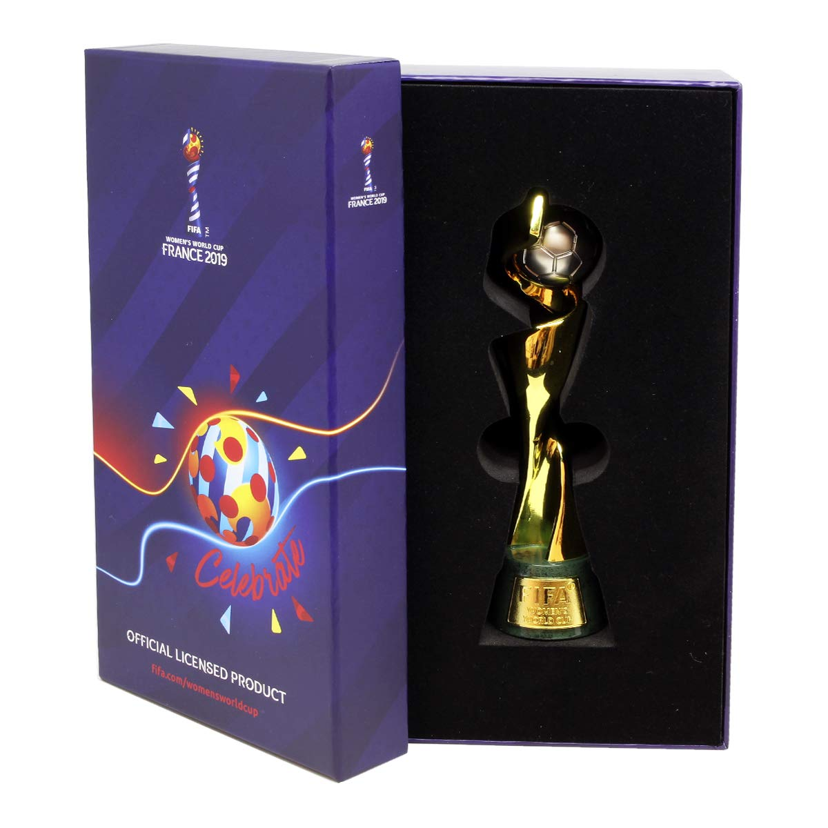 FIFA Womens World Cup France 2019/™ Replica-150mm Trophy Erwachsene Unisex One Size Nachbildung