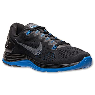 new product e8125 9f72c NIKE Lunarglide 5 Mens Running Trainers Shoes Lace Ups (UK-9.5)