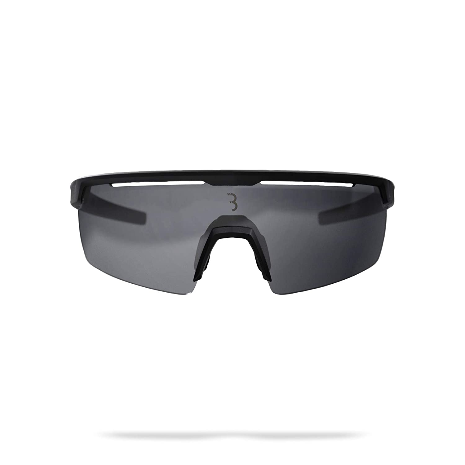 3e597a95fbc Amazon.com   BBB Cycling BSG-57 Avenger Sport Glasses with Interchangeable  Lenses for Biking and Sun Protection (Matt Black)   Sports   Outdoors