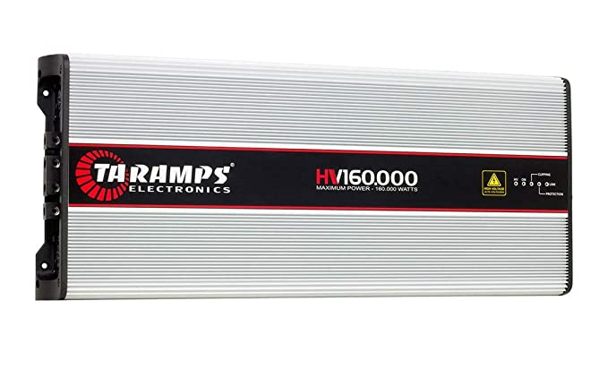 Amazon com: Taramps HV 160000 High Voltage 160K Watts Class D Full