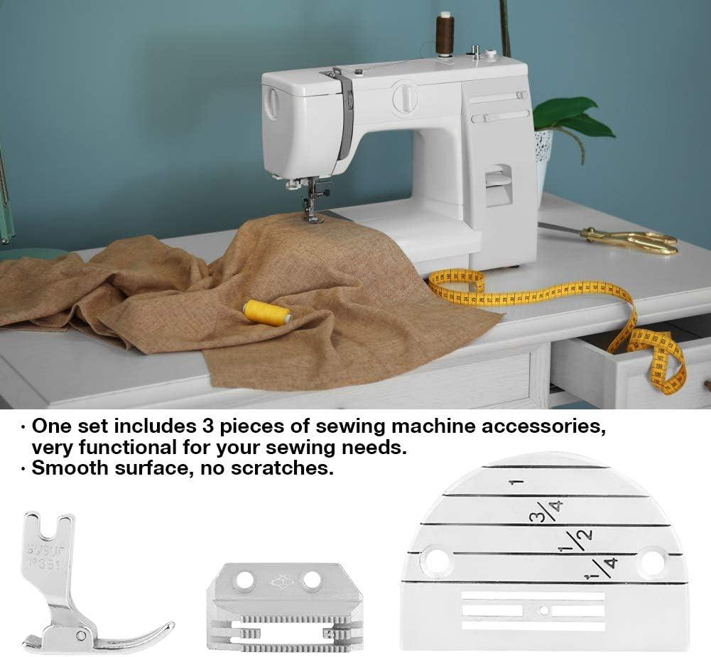 Accesorios para máquinas de coser industriales Kit de prensatelas ...