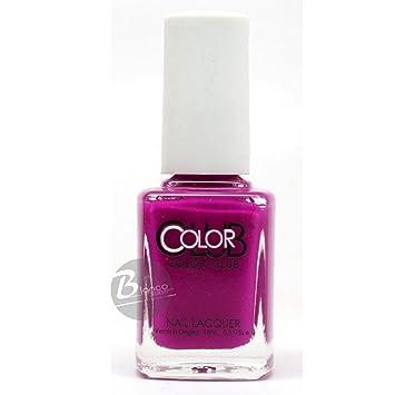 Amazon.com : Color Club Nail Polish Mrs. Robinson (Creme) N07 : Beauty