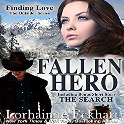 Fallen Hero (The Outsider Series, Book 2)