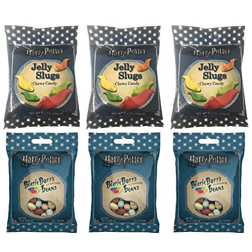 Jelly Belly's Harry Potter Collection of Assorted Flavors -