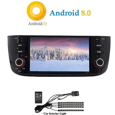 XISEDO Android 8.0 Autoradio In-Dash 6.2 Pulgadas 1 DIN Radio de Coche 8-