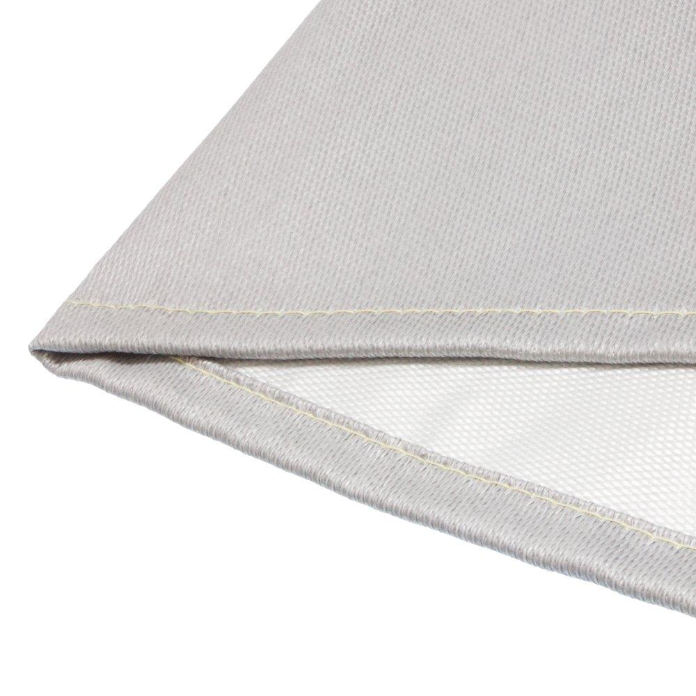 SCAPP Schweißerdecke Spritzerschutzdecke Tarvos 600 (550 – 600°C), 2 x 3 Meter (weitere Größen auswählbar)