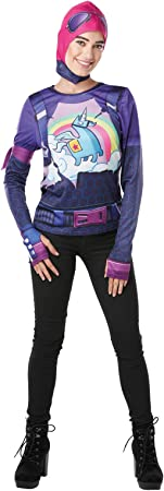 Fortnite - Disfraz camiseta Brite Bomber para adulto, talla L (Rubies ...