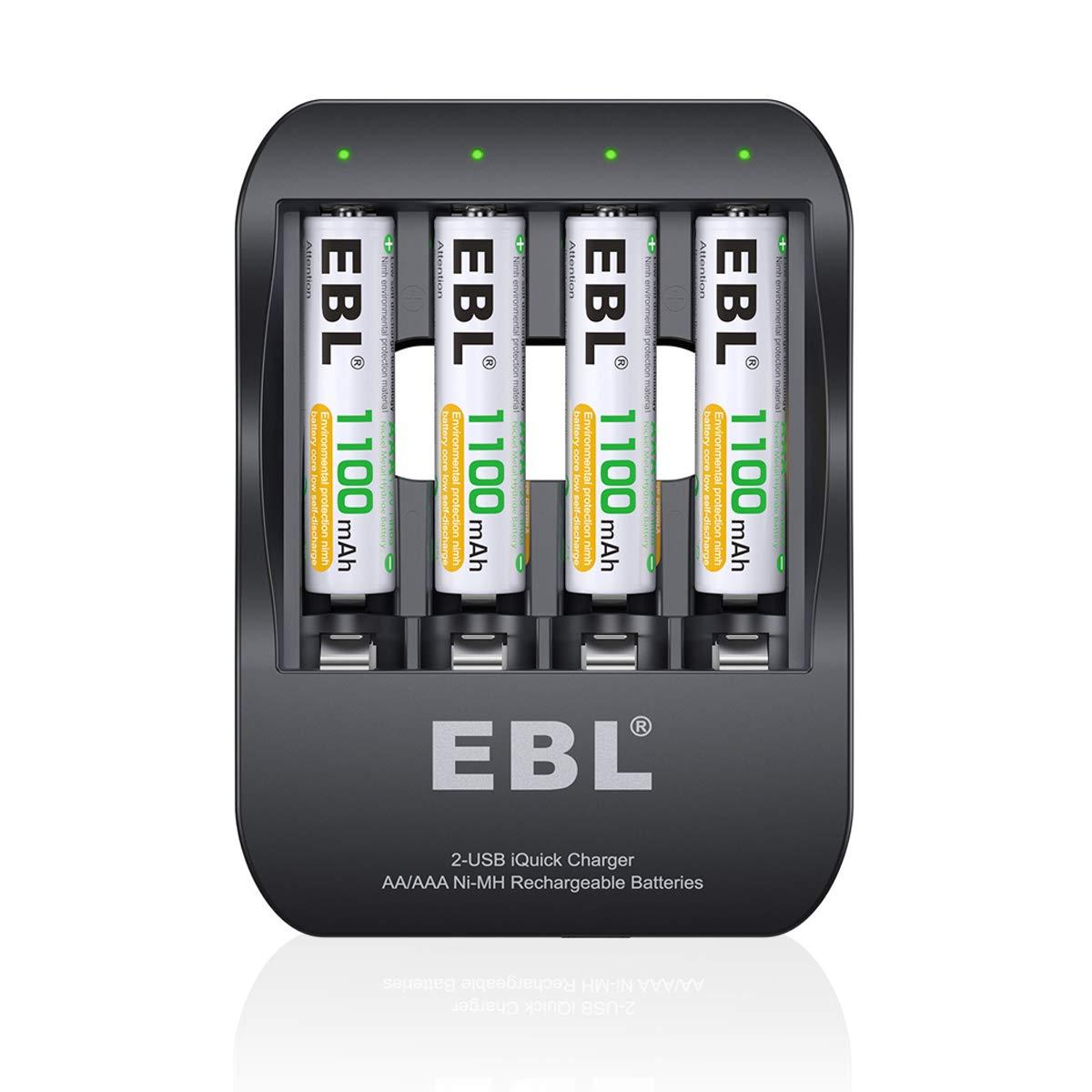Perfectas para reducir consumo de pilas