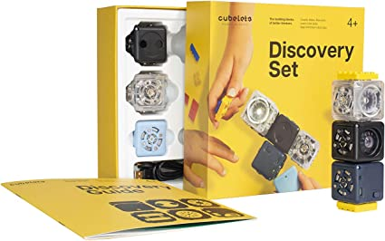 Cubelets 855165004567 - Juego de Robots para Discovery (Talla única): Amazon.es: Juguetes y juegos