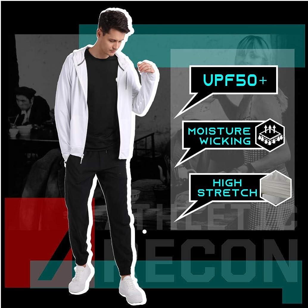 fashion hoodies Casual Tracksuit Long Sleeve Full-Zip Sports Sweatshirt Jacket Sports Running Jacket for Men