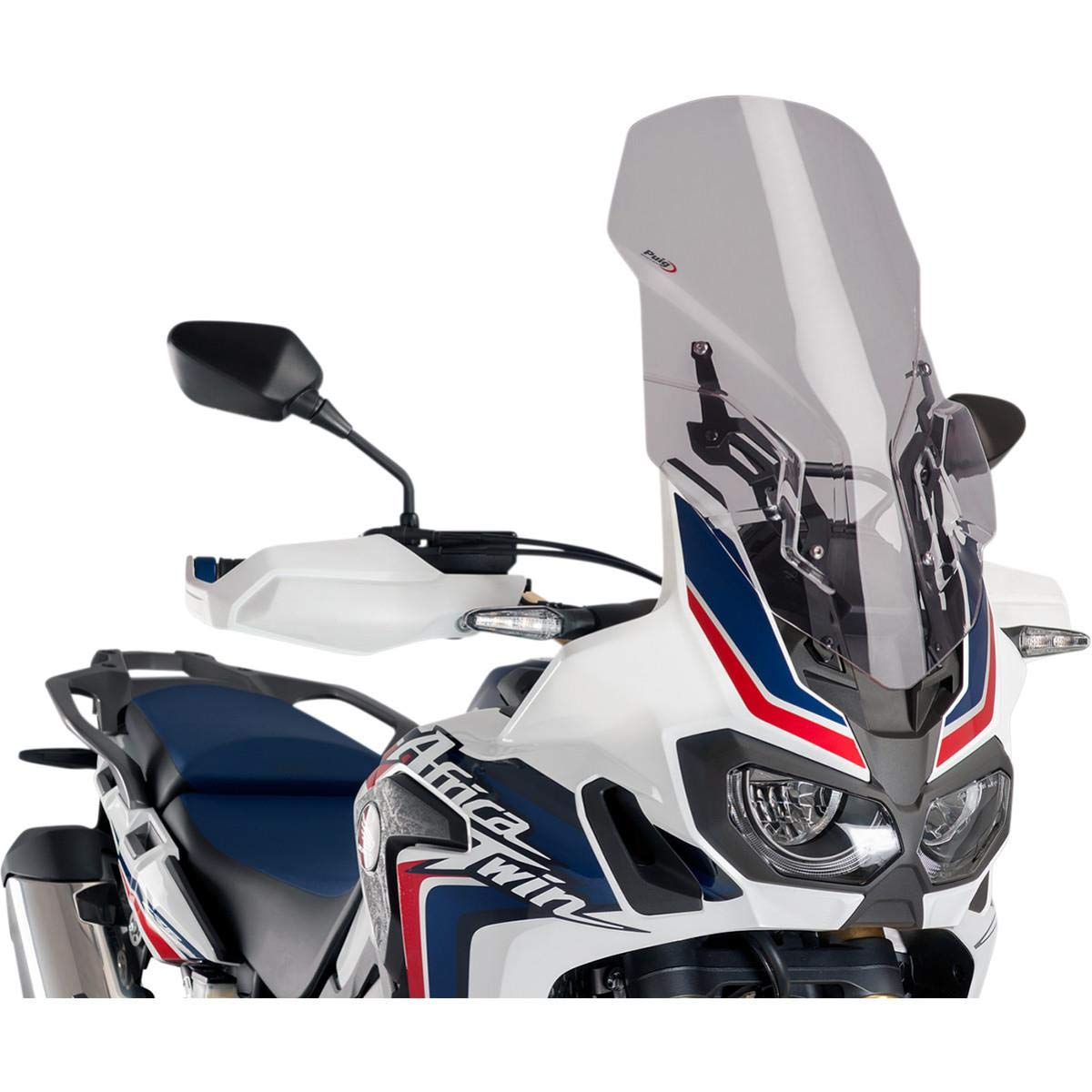 Puig Touring Screen Adjustable 9156H 16 Honda CRF1000L Africa Twin Adventure Sports 18-19
