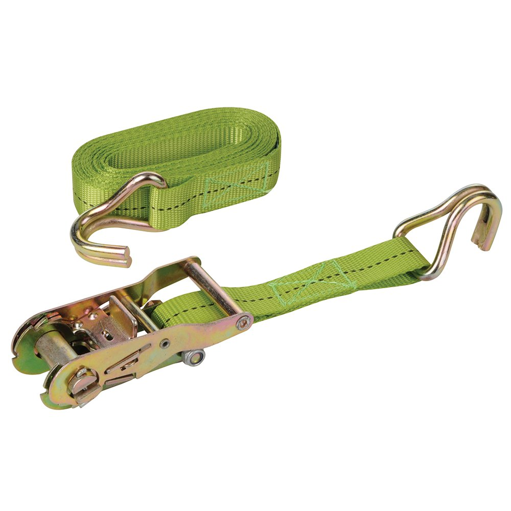 817731 Toolstream Silverline 3 x 1-3//16 Tie Down Strap 1.5 Ton