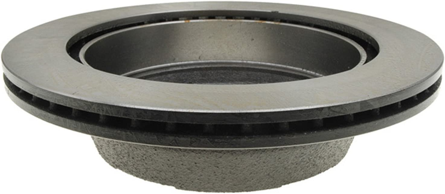 ACDelco 18A636 Professional Rear Disc Brake Rotor Assembly
