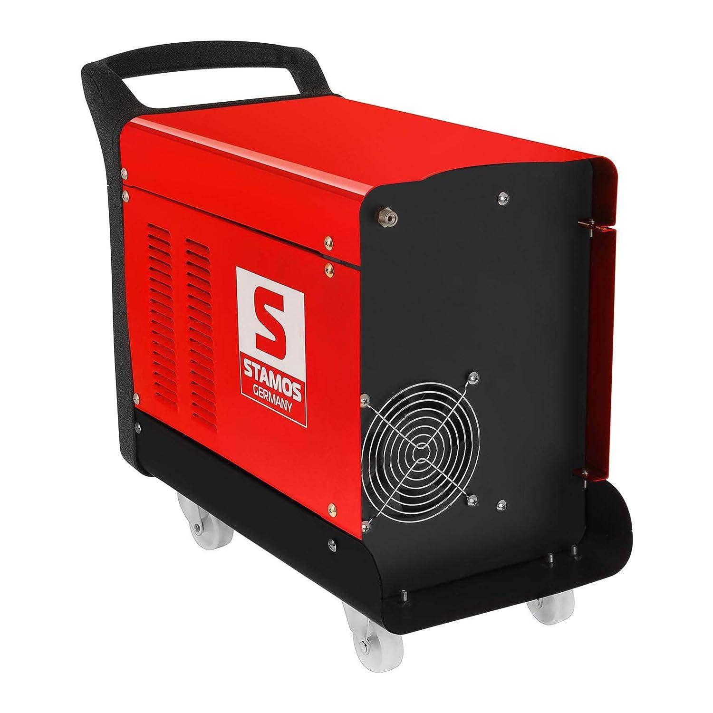 Stamos Germany - S-MIGMA-195 - Equipo de soldadura multiproceso - 195 A - 230 V - portátil - Envío Gratuito: Amazon.es: Hogar
