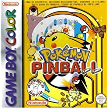 Pokemon PiNBAll - Game Boy Color