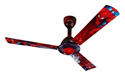 Buy bajaj disney sp01 1200 mm spiderman ceiling fan multicolor bajaj disney sp01 1200 mm spiderman ceiling fan multicolor aloadofball Gallery