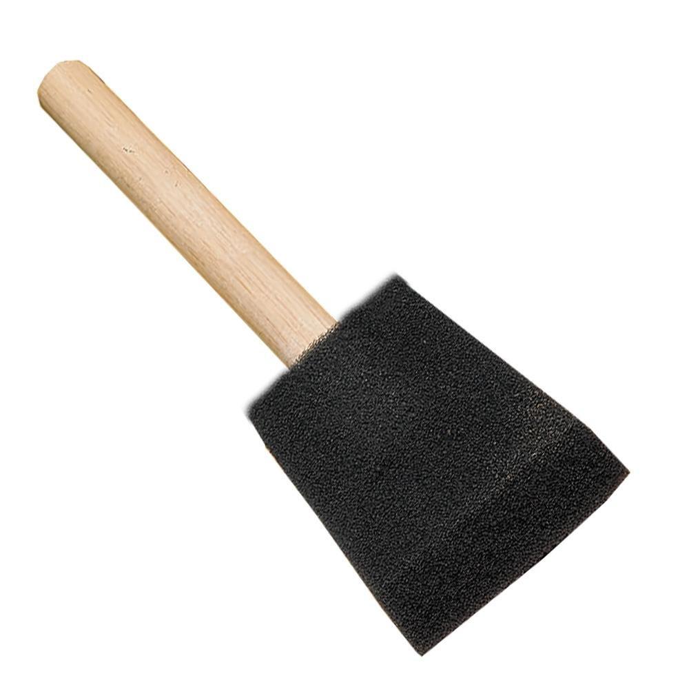 2'' Poly Foam Brush