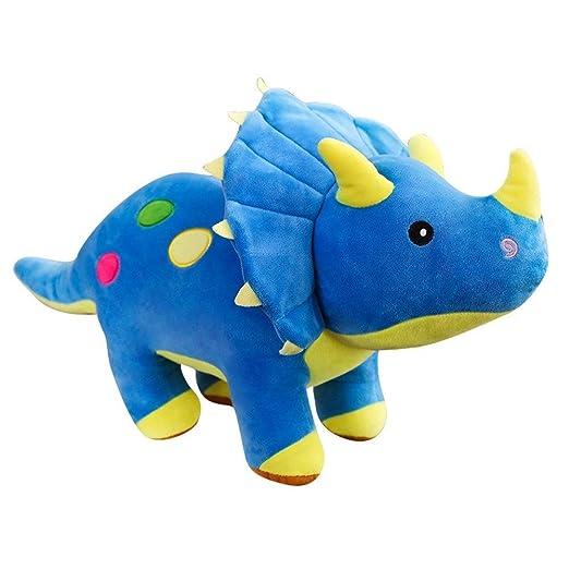 FHUA Felpa Juguete ,Linda Peluche Triceratops Dinosaurio ...