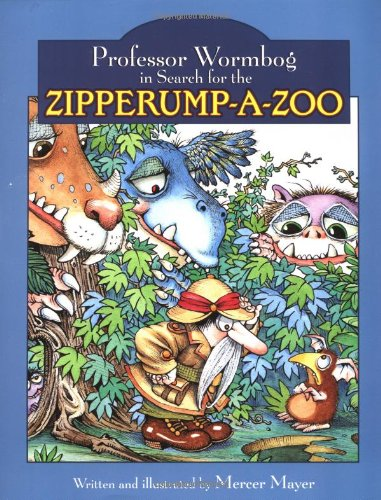 Professor Wormbog in Search for the Zipperump-a-Zoo pdf