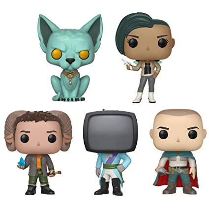 68efe074d3c Image Unavailable. Image not available for. Color  Funko Pop Comics  Saga  Lying Cat ...