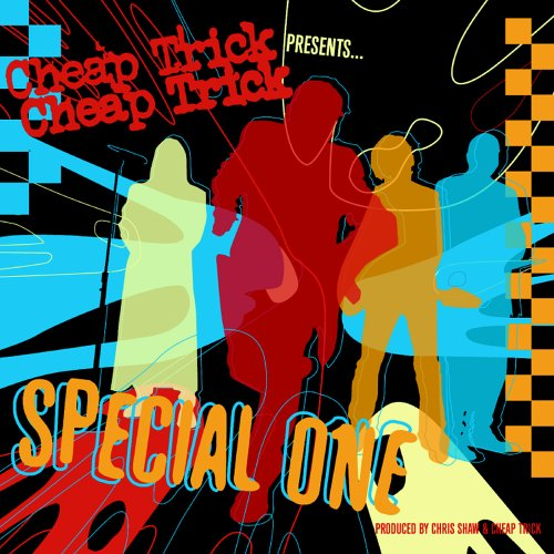 CD : Cheap Trick - Special One (CD)