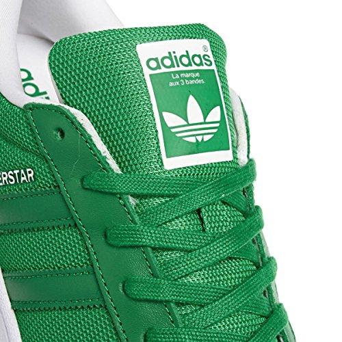 Verde Sneakers Superstar adidas Originals Beckenbauer Basses Homme Blanco 1ZqPBqO