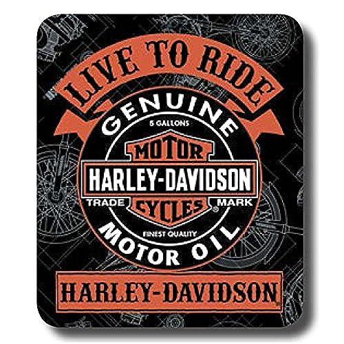 Harley davidson home decor amazon harley davidson biker style 50x60 fleece blanket teraionfo