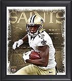 Best Sports Memorabilia Sports Memorabilia Collage Makers - Michael Thomas New Orleans Saints Framed 15