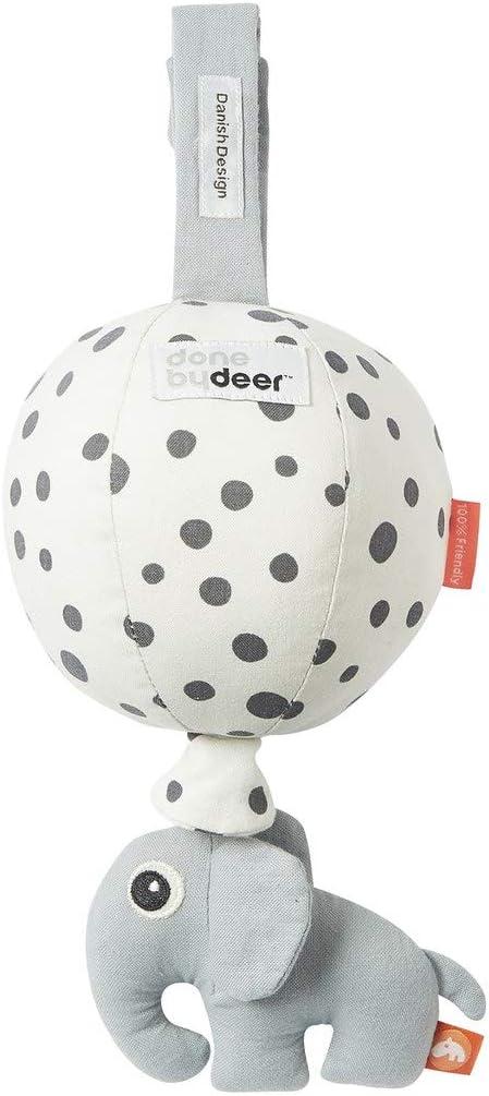 Done by Deer Happy Dots - Pelota musical: Amazon.es: Bebé
