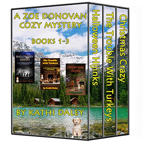 Zoe Donovan Boxed Set Books -