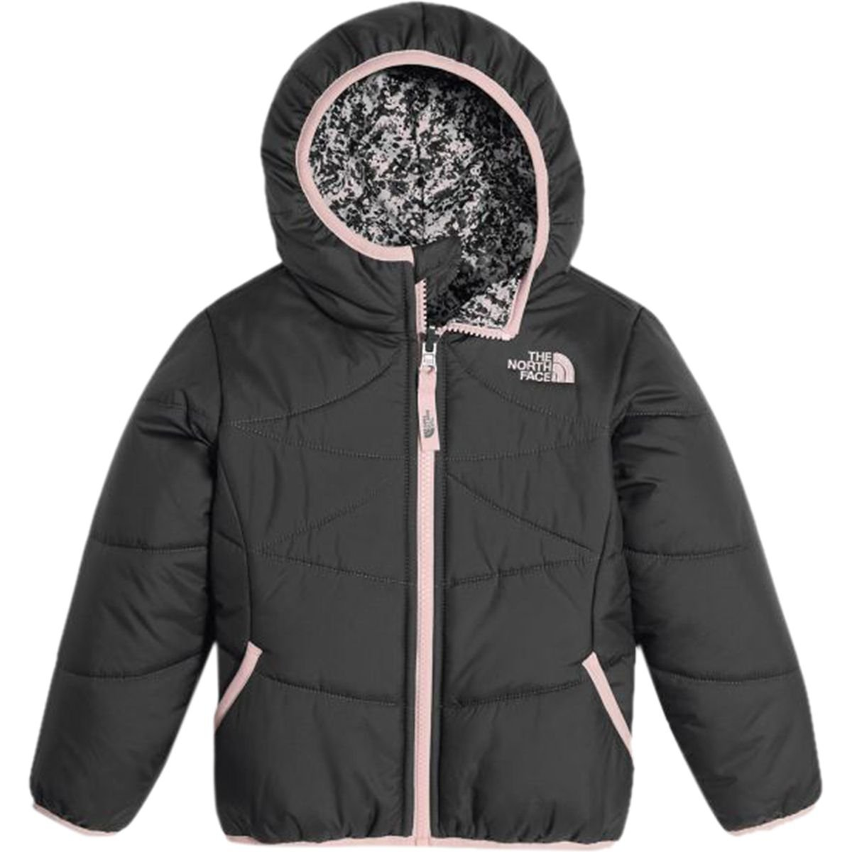 7d78e72ce The North Face Kids Baby Girl's Reversible Perrito Jacket (Toddler)
