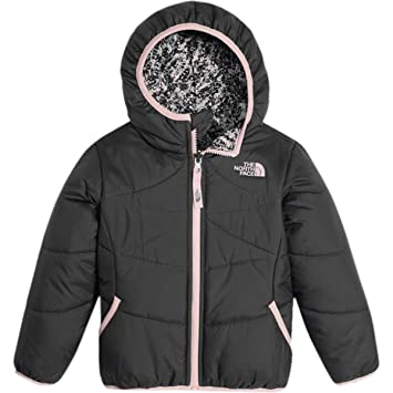 60b8f8e55 The North Face Kids Baby Girl's Reversible Perrito Jacket (Toddler)