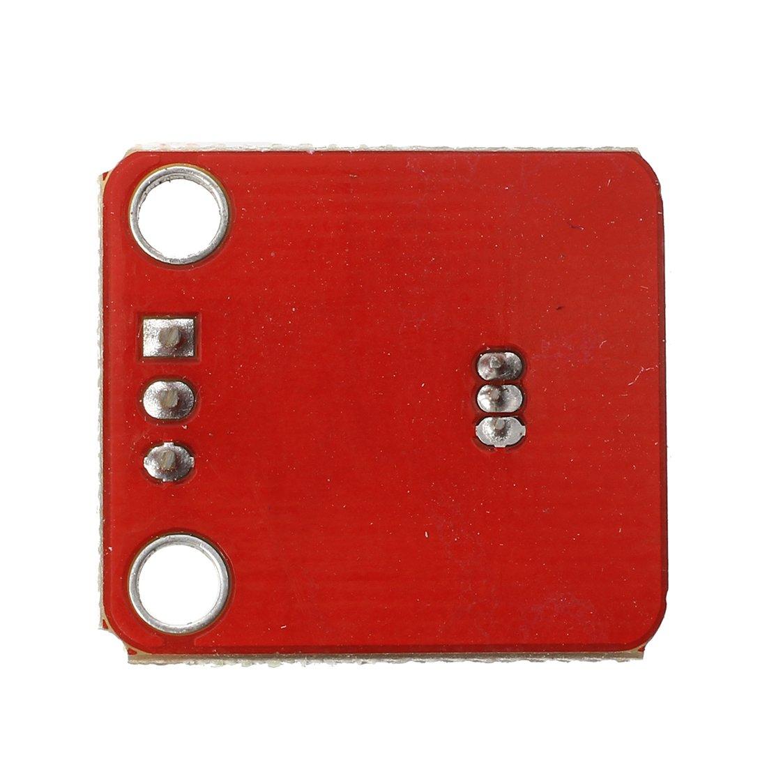 SODIAL(R) LM35 LM35DZ Modulo de Sensor termico del Temperatura 0-100 Grados Celsius - rojo: Amazon.es: Bricolaje y herramientas