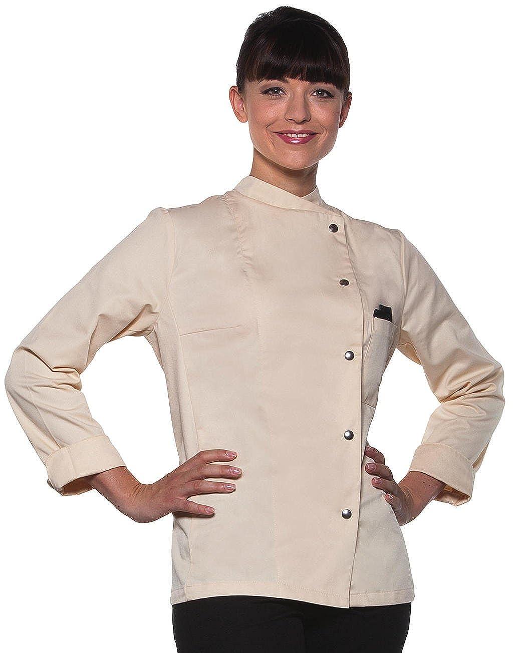 Karl Lichnowsky Veste de Cuisinier Larissa