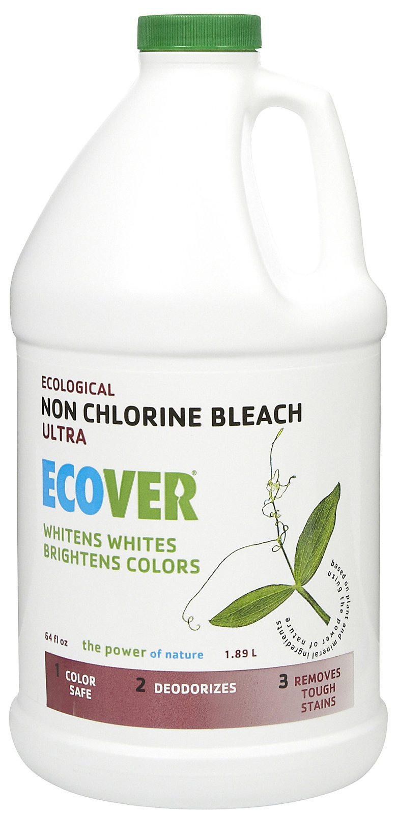 Ecover Bleach Non Chlorine 64 Fz by Ecover