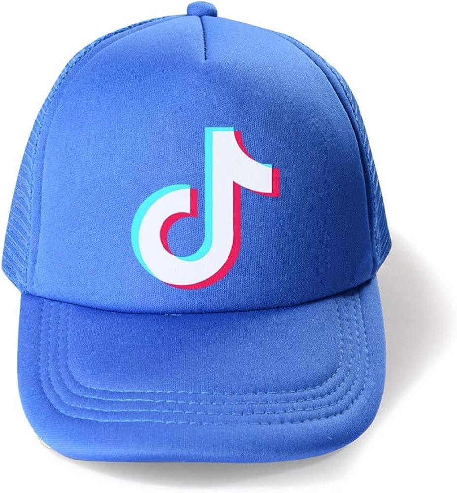 Gorra de b/éisbol para ni/ño TIK Tok para primavera verano