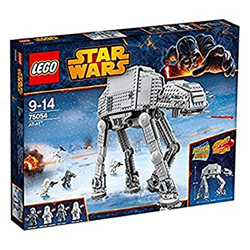 Lego Star Wars At At 75054