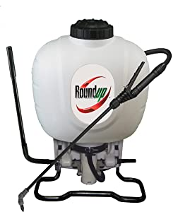 Roundup 190314 Backpack Sprayer, 4 Gallon