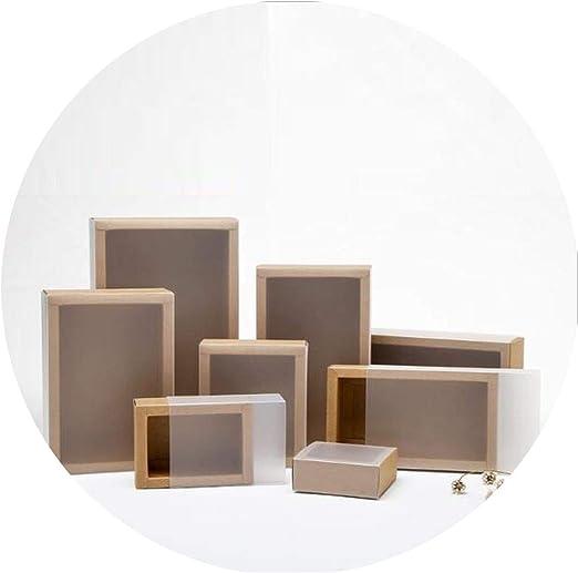 10 Cajas de cartón para Regalo de tamaño Grande, Caja de ...
