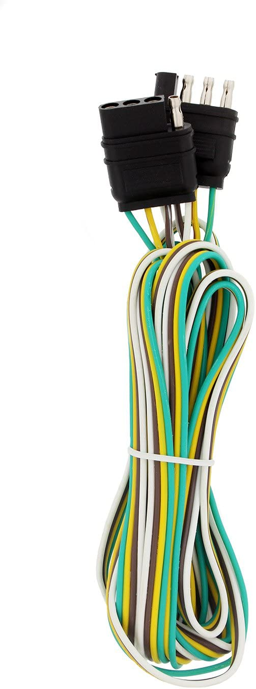 61A4fCx7spL._AC_SR201266_ amazon com wiring harnesses electrical automotive Dodge Trailer Wiring Colors at gsmportal.co