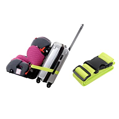 Amazon.com | Toddler Car Seat E-Spark Traveling Strap Luggage ...
